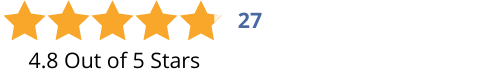 4-8 Stars-27 Reviews