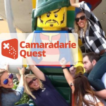 Camaraderie Quest Team Scavenger Hunt