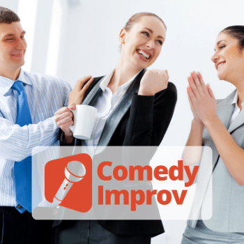 Comedy Improv Team Activity