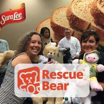 Rescue Bear Teddy Bear Team Building